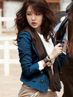 jacket equestrian look