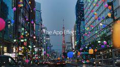 The App Effect - 100.000.000.000 downloaded apps so far