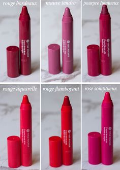 Beauty: Yves Rocher lip crayon review