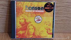 HANSON. MIDDLE OF NOWHERE. CD / ERCURY - 1997. 12 TEMAS + BONUS / CALIDAD LUJO.