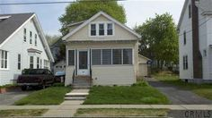 167 BENSON St. Albany, N.Y. $124,900 4-Bedrooms 2-Baths Cape Cod: single garage, family and dining room, eat in kitchen, more pix at: http://goo.gl/NBpjG http://RENY.net #Real Estate New York