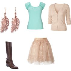 Easter Outfit, created by magnolia29 on Polyvore
