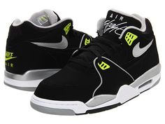 These were my first pair of basketball shoes in the day and are still a great find at $75. Why pay triple the price for the Air Jordan iv when this is essentially the same sneaker. Air Flight '89 by Nike