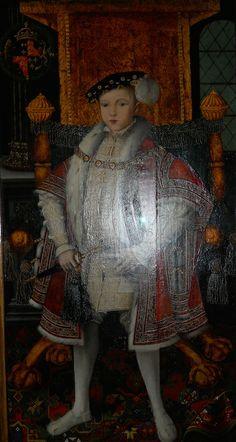 Edward VI, son of Henry VIII