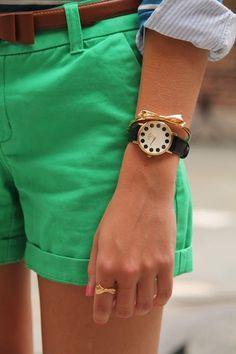 Go Green in Summertime