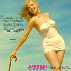 31 Frases de Marilyn Monroe - Estos son los Mejores ! Marilyn Monroe Frases, Audrey Hepburn Quotes, Best Quotes Ever, Vestidos Vintage, Truths, El Amor, Smart Women, Get Well Soon, Best Quotes