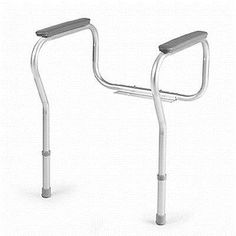 toilet frames and commodes new invacare toilet seat commode safety grab bar frame u003e