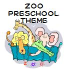 Zoo Theme and Activities for preschool