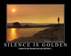 images for silence - Bing Images