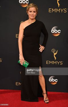 Actress Kim Dickens attends the 68th Annual Primetime Emmy Awards at Microsoft Theater on September 18, 2016 in Los Angeles, California.