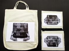 omⒶ KOPPA: Kuvansiirto kankaalle kynsilakanpoistoaineen avulla Diy And Crafts, Reusable Tote Bags, Creative, Inspiration, Biblical Inspiration, Inspirational, Inhalation