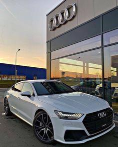 Luxury Sports Cars, Top Luxury Cars, Sport Cars, Audi Sports Car, Luxury Suv, Bmw Autos, Audi A7, Lux Cars, Pretty Cars
