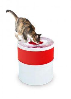 Mox Litter Tower | Modern Cat Designs | $129