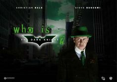 Batman Poster Competition – Vote for the Winner