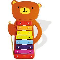 #Xylofoon - #metallofoon - #teddybeer - #Vilac #musicalinstrument #treddybear #sint #sinterklaas #littlethingz2