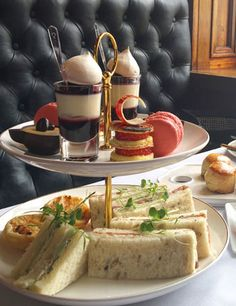 Review: Afternoon Tea at the Strangers Corridor