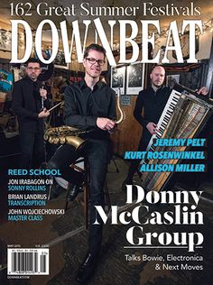 DownBeat | Digital Edition | May 2016
