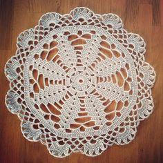 crochet doily #bijuteria #bijuterias #bijuteriaspiaui #bijuteriapiaui