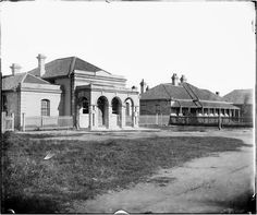 Dubbo: Old Courthouse and Post Office
