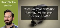 Here are five (tweetable & embeddable) timeless SEO and Marketing quotes from the world's leading SEO authorities...