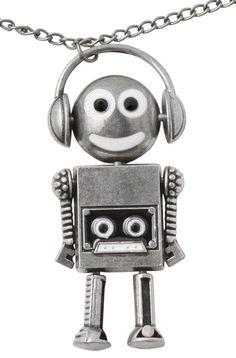 Bijou Brigitte  Chain - Smile Robot