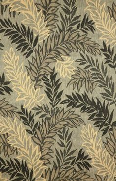 Indoor-Outdodor rugs from Liora Manne: Terrace Tropical Black. Order from Rich's for the Home. Black Order, Indoor Outdoor Rugs, Throw Rugs, Terrace, Tropical, Patio, Warm, Wallpaper, Balcony