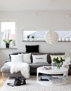 21 Modern Living Room Decorating Ideas | Contemporary Couches, Grey Living  Rooms And Living Room Interior