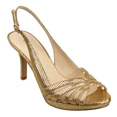 067985a29abf 17 Best Royal Slippers - Gold Heels images