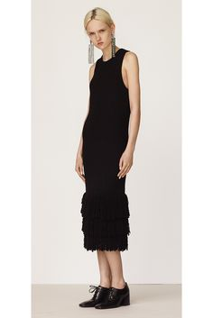 """A reinvention of """"cocktail"""" from Céline Resort 2015. (photo from Style.com)"""
