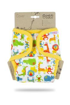 Safari – One Size Cover (Velcro) Safari, Decorative Boxes, Cover, Decorative Storage Boxes