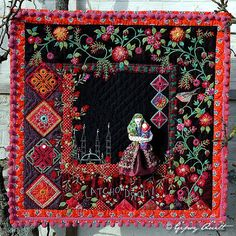 Gipsy Quilt: Embroidery Travel