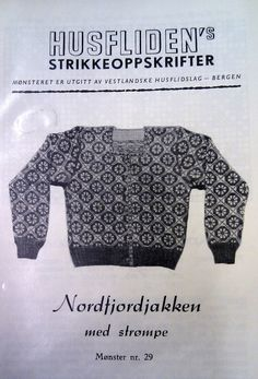 Embroidery Patterns, Stitch Patterns, Knitting Patterns, Norwegian Knitting, Tapestry Weaving, Cardigans, Sweaters, Nordic Style, Vintage Knitting