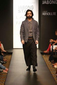 Ujjawal Dubey Winter/Festive 2014 - Lakmé Fashion Week