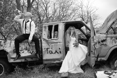 trash your dress wedding photos - Bing Images LOVE IT!