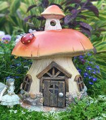 Lady Mushroom - LED/Opening Door