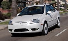 Coda, NHTSA recall 78 electric sedans due to possible faulty side-curtain airbags