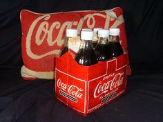Coca-Cola  Coca-Cola Pillow