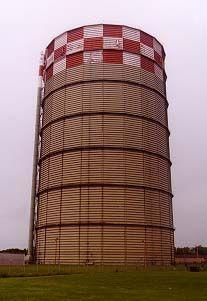 Gas Tower - Kokomo, Indiana