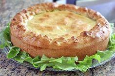 Receita de Torta de Frango do Blog Pimenta no Reino.