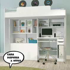 Casa Montada: Móveis multifuncionais para o quarto