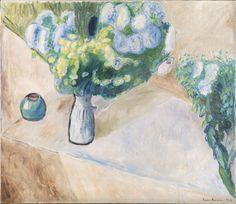 thorvald erichsen(1868-193), flowers, 1917. oil on canvas, 86 x 100 cm. nasjonalmuseet for kunst, arkitektur og design, norway