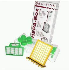 SEBO HEPA SERVICE BOX- K SERIES PART # 6431ER >> #Sebo #VacuumBags #DirtBags #Vacuums Vacuum Bags, Vacuums, Vacuum Cleaners