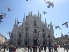Piazza del Duomo Milan love it, go to La Scalia Opera