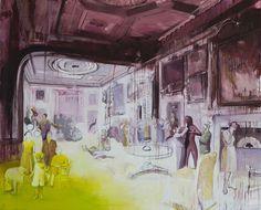 Casper Verborg - Drawing room #2