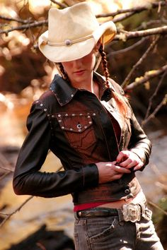 Cowgirl Fashion | Posse of Calamity Janes .