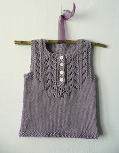 Ravelry: Louise pattern by Aurore