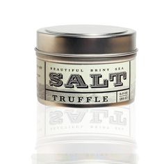 Truffle Salt, $22, now featured on Fab.
