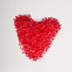 Watermelon Red Water Soluble Biodegradable Natural Wedding Confetti www.adamapple.co.uk
