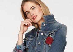 f9b8843ae71d 15 coole Tipps um eure Jeansjacke zu personalisieren   FASHION DESIGN    Pinterest   Jeansjacken, Perlen und Tipps