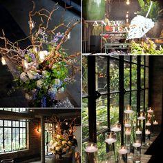 a new leaf wedding | 2010: Ali + Gabe: Chicago Wedding and Reception at A New Leaf, Part II